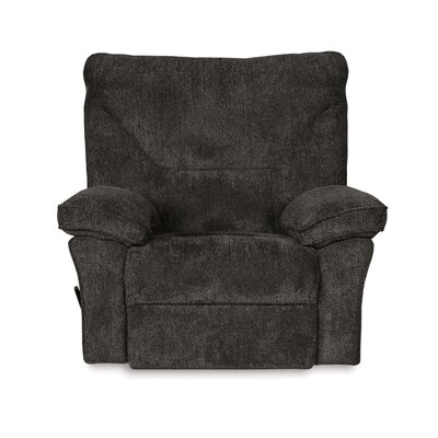 Algillo Manual Rocker Recliner Upholstery: Dungaree