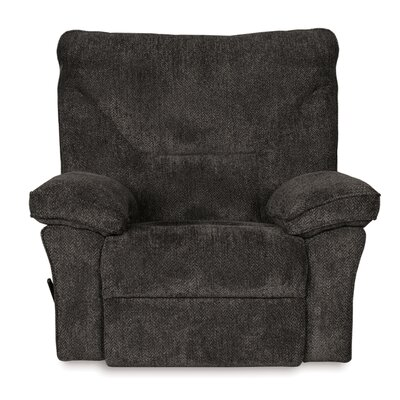 Algillo Manual Glider Recliner Color: Dungaree