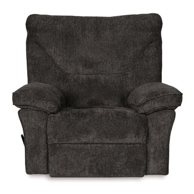 Algillo Manual Rocker Recliner Color: Dungaree