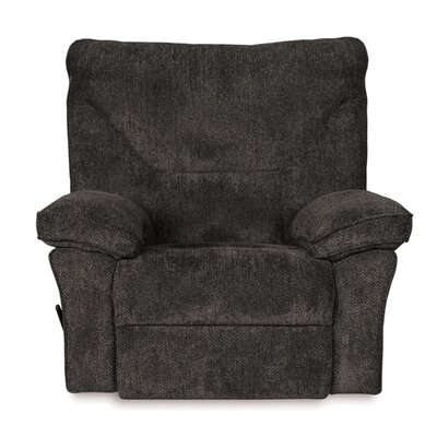 Coachella Manual Swivel Glider Recliner Color: Dungaree