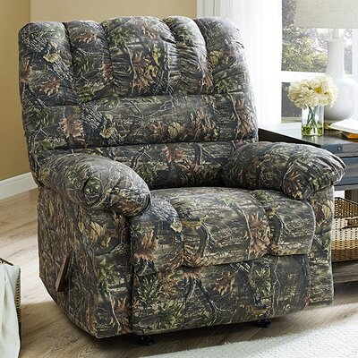 Coalinga Manual Recliner Motion Type: Glide/Swivel