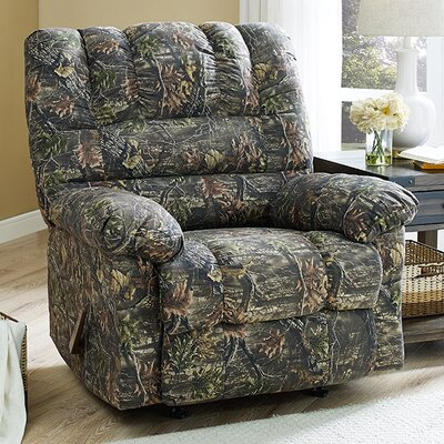 Coalinga Manual Swivel Recliner