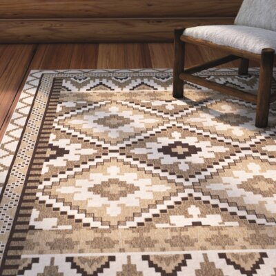 Rangely Outdoor Rug Rug Size: 67 x 96