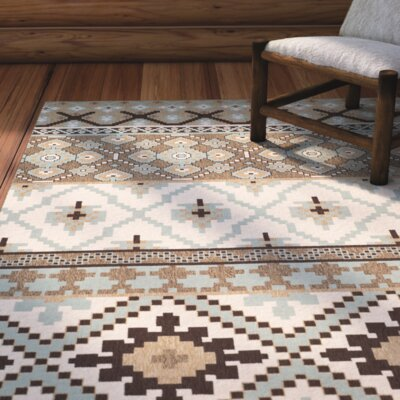 Rangely Indoor/Outdoor Area Rug Rug Size: 53 x 77