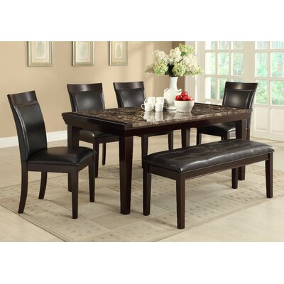 Chaska 6 Piece Dining Set