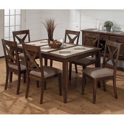 Zareen 7 Piece Dining Set