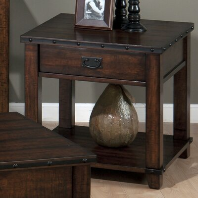 Boscobel End Table