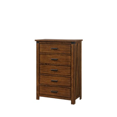 Cergy 5 Drawer Chest by Simmons Casegoods