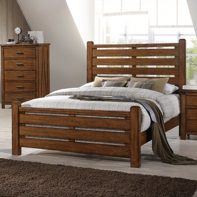 Cergy Panel Bed