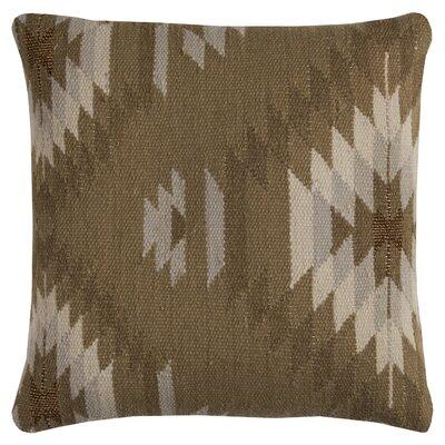 Gleneagle Throw Pillow Color: Tan