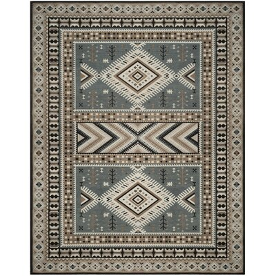 Herblain Beige Indoor Area Rug Rug Size: Rectangle 4 x 6