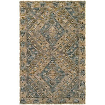Maturango Gray/Ivory Area Rug Rug Size: 66 x 96