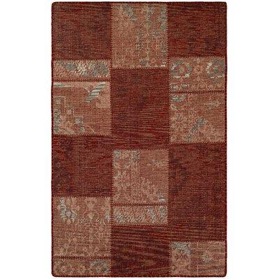 Maturango Terracotta Area Rug Rug Size: 53 x 76