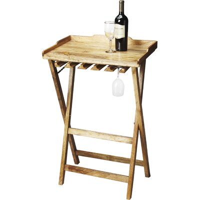 Bon Terra Floor Wine Glass Rack