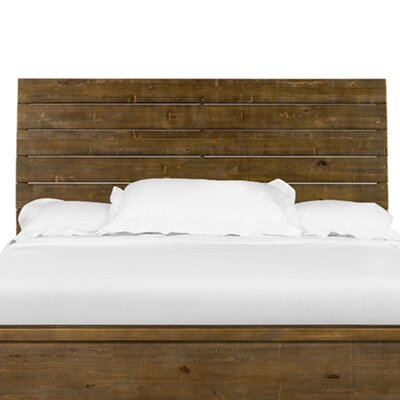 Gilman Ridge Acacia Headboard Size: King