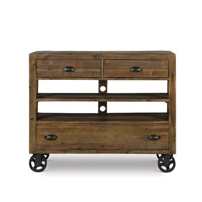 Gilman 3 Drawer Media Chest