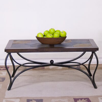 Fresno Coffee Table Finish: Dark Chocolate