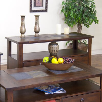 Fresno Console Table with Lower Drawer
