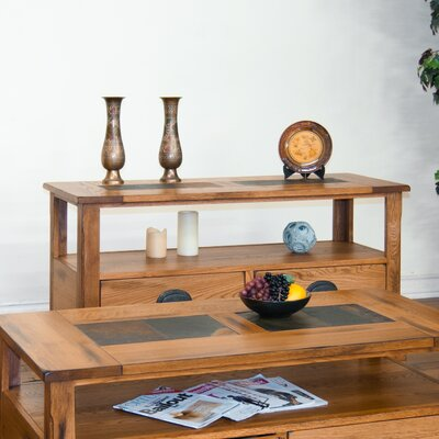 Fresno Console Table with Lower Drawers