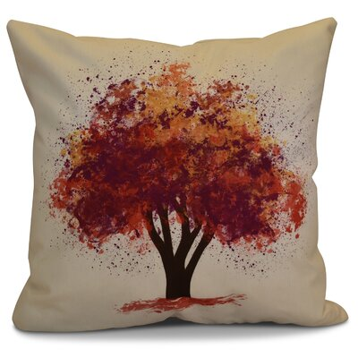 Brookfield Bounty Floral Throw Pillow Size: 20