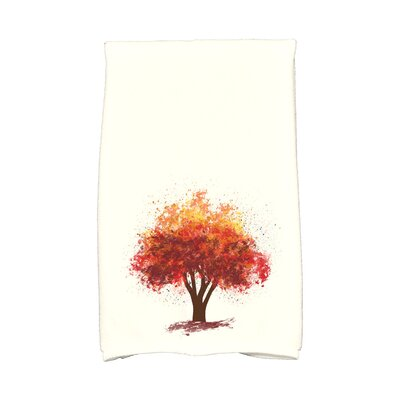 Brookfield Bounty Hand Towel Color: Brown