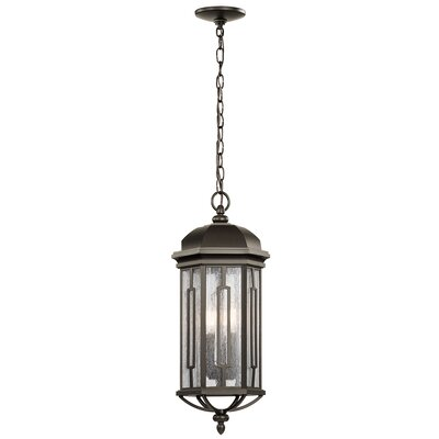 Sasakwa 3-Light Foyer Pendant