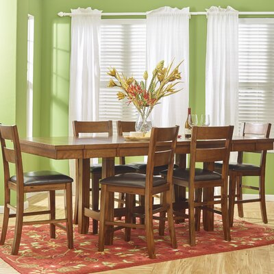 Fort Morgan Dining-to-Counter Height Table