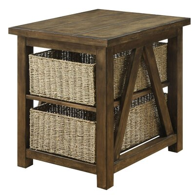 Terrones End Table