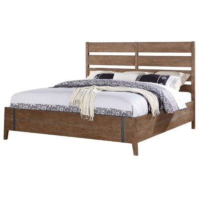 Crane Platform Bed Size: Cal King