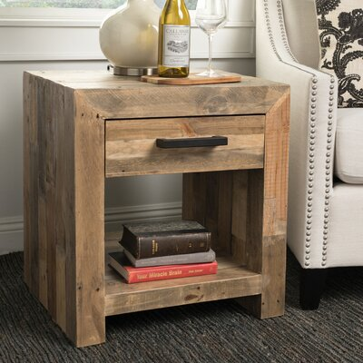 Norman End Table