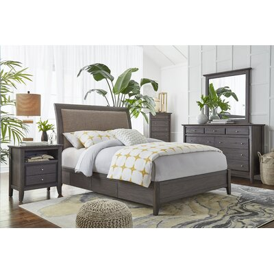 Pittsburg Sleigh Customizable Bedroom Set
