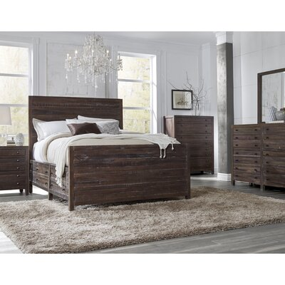San Anselmo Storage Panel Customizable Bedroom Set