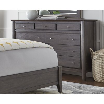 Pittsburg 9 Drawer Dresser