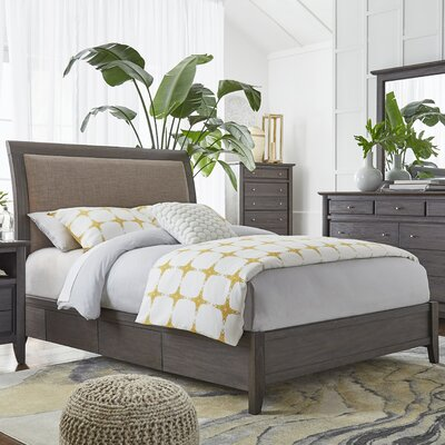 Pittsburg Sleigh Bed Size: California King