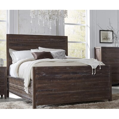 Tierra Panel Bed Size: King