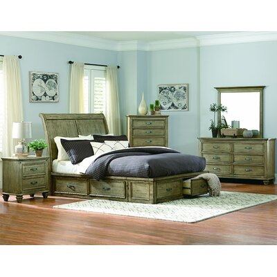 Attleboro Platform Customizable Bedroom Set