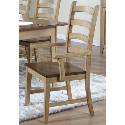 Huerfano Valley Solid Wood Dining Chair