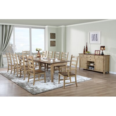 Huerfano Valley 12 Piece Dining Set