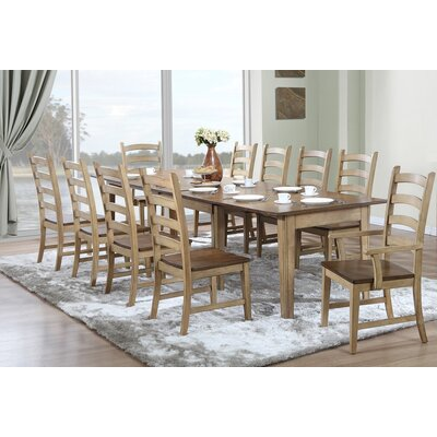 Huerfano Valley 11 Piece Dining Set