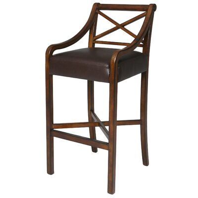 Folwell 27.5 Swivel Bar Stool