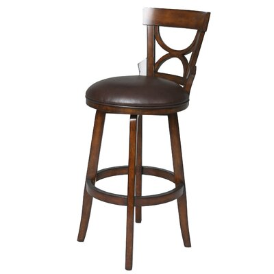 Folwell 27 Swivel Bar Stool