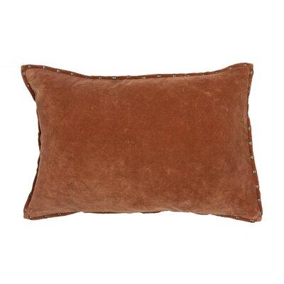 Bouscat Solid Cotton Throw Pillow