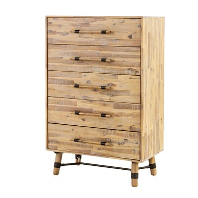 Adrianna 5 Drawer Chest