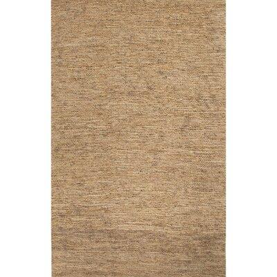 Buxton Tan Area Rug Rug Size: 5 x 8
