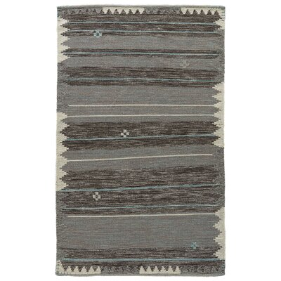 Cahone Arona/Beluga Area Rug Rug Size: Rectangle 2 x 3
