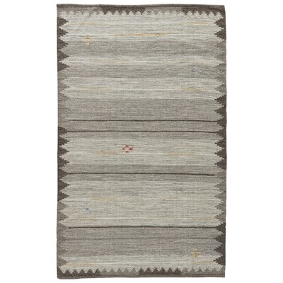 Cahone Egret/Moon Rock Area Rug Rug Size: 8 x 11