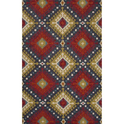 Calipatria Wool Hand Tufted Area Rug Rug Size: 2 x 3