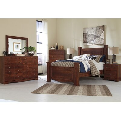 Attayac Panel Customizable Bedroom Set