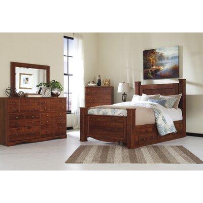 Attayac Panel Customizable Bedroom Set