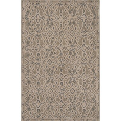 Camarillo Tufted Wool Hand Tufted Taupe/Tan Area Rug Rug Size: 2 x 3